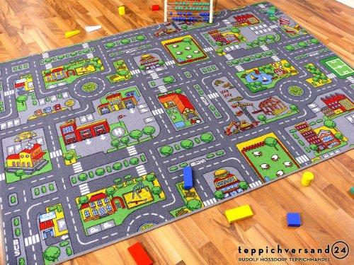 Straßenteppich (2 Straßenlandschaften) - 3