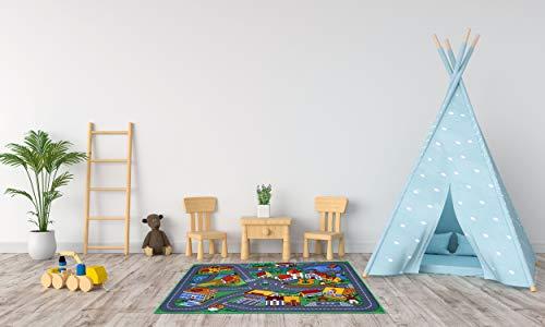 Associated Weavers Spielteppich Stadt (95 x 133 cm) - 2