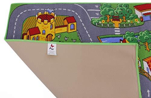 Associated Weavers Spielteppich Stadt (95 x 133 cm) - 5