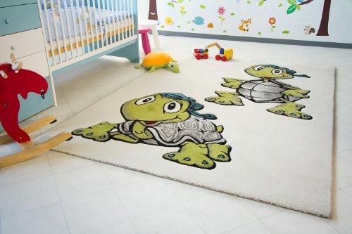 Kinderteppich Schildkröte Heinrich