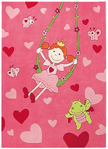 Sigikid Kinderteppich Pinky Queeny - 2