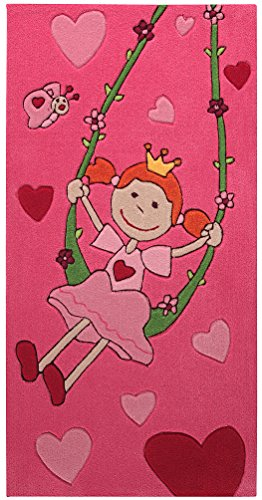 Sigikid Kinderteppich Pinky Queeny - 3