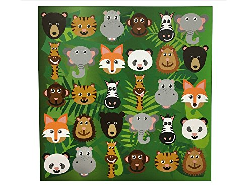 Kinderteppich Wild Animals