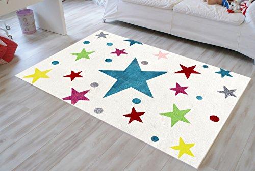 Kinderteppich Happy Rugs Stars