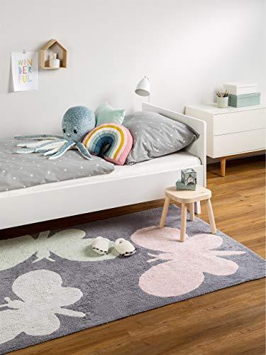 Kinderteppich Bambini Butterflies - 2