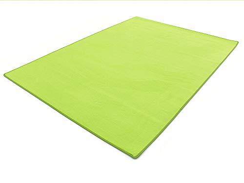 Baby Teppich Romeo grün