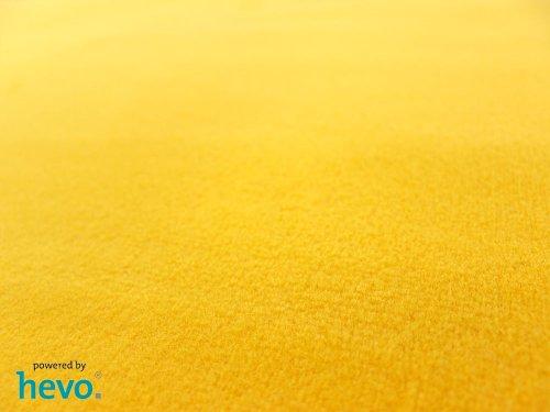 Baby Teppich gelb