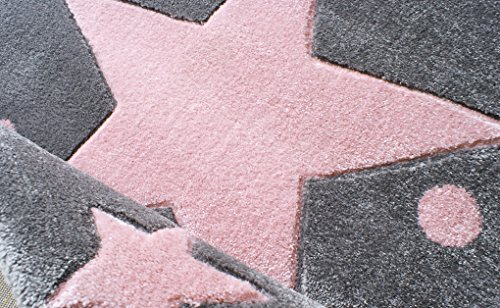 Kinderteppich Happy Rugs STARS