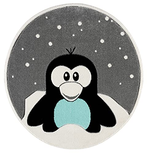 Kinderteppich Pinguin Elliot