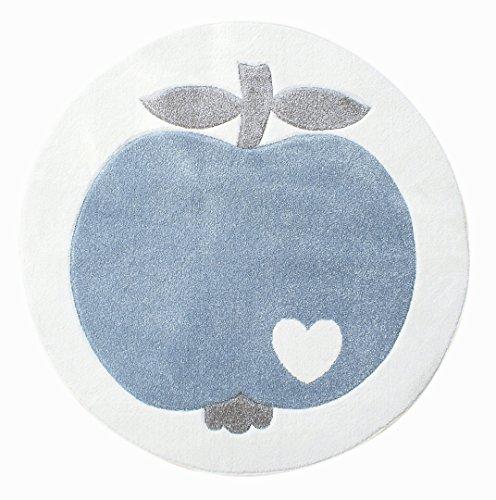 Kinderteppich Apfel (byGraziela)