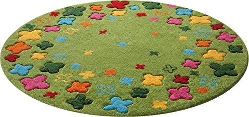 ESPRIT Bloom Field – rund, grün - 3