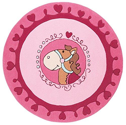 Sigikid Kinderteppich Kali Kalimba - pink