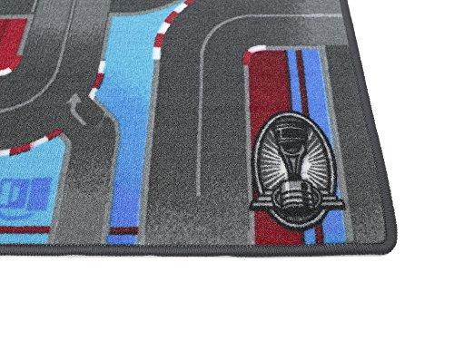 Disney Cars 3 Straßenteppich - rund