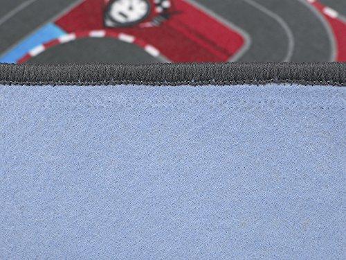 Disney Cars 3 Straßenteppich – rund - 5