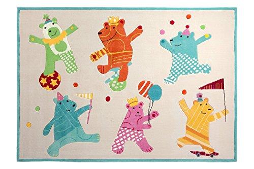 "Esprit Kinderteppich ""Dancing Bears"""