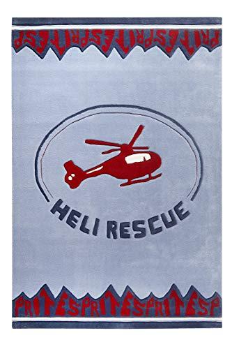 """Esprit Kinderteppich """"Heli Rescue"""" - 2"""