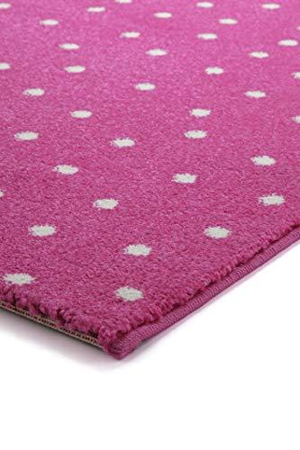 Sigikid Kinderteppich Schnuggi – rosa - 5