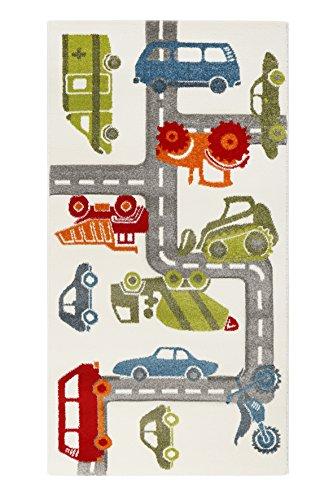Sigikid Kinderteppich Traffic