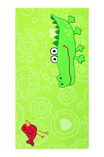 Sigikid Kinderteppich Happy Zoo Crocodile - 6