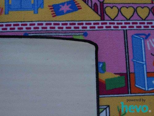 Puppenhaus HEVO® Teppich | Spielteppich | Kinderteppich 140x200 cm Oeko Tex 100 - 6