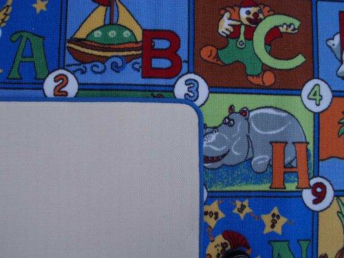 123 HEVO® Teppich | Spielteppich Kinderteppich 133×200 cm Oeko-Tex 100 - 5