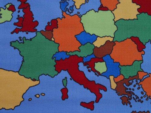 New Europa HEVO® Teppich | Spielteppich Kinderteppich 140x200 cm Oeko-Tex 100 - 2