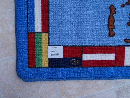New Europa HEVO® Teppich | Spielteppich Kinderteppich 140x200 cm Oeko-Tex 100 - 4