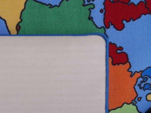 New Europa HEVO® Teppich | Spielteppich Kinderteppich 140x200 cm Oeko-Tex 100 - 5