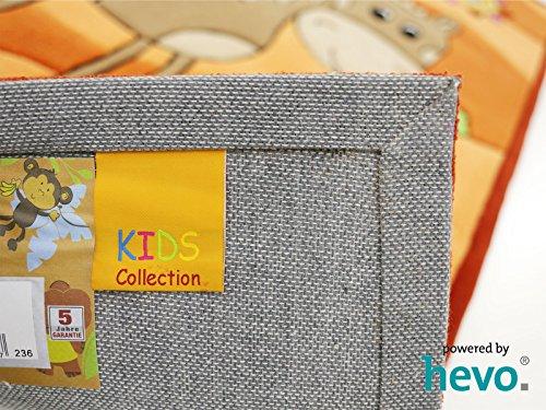 Penny das Pony orange HEVO® Handtuft Teppich | Kinderteppich | Spielteppich 90x150 cm Öko Tex 100 - 7